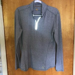 Carhartt Force Quarter-Zip Shirt